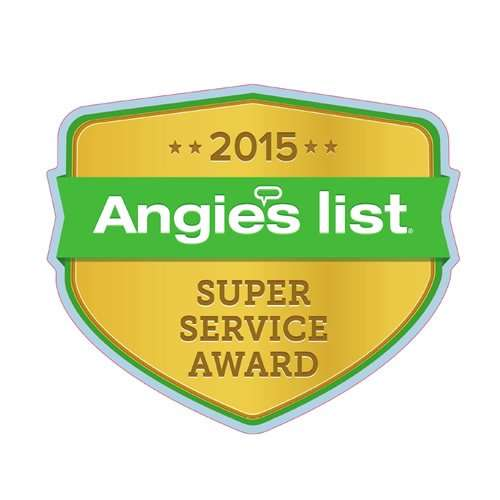 Sunset Air and Home Services - Angies List - 2015 Super Service Award Winners
