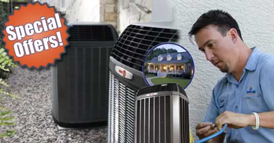AC Installation Special Offers - Sunset Air Fort Myers Florida - 560 x 360