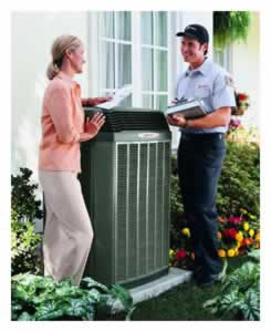 Sunset Air and Home Services - Air Conditioning Repair - Happy Customer