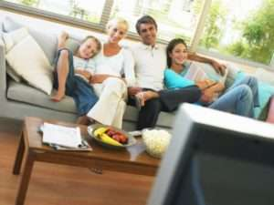 Sunset Air and Home Services - Air Conditioning Repair - Comfortable Family