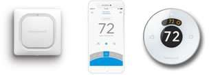 Honeywell Wi-Fi Water Leak and Freeze Detector - Sunset Air and Home Services - Fort Myers FL - 304 x 110