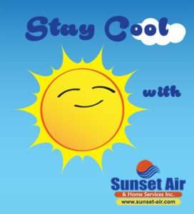 Stay Cool with Sunset Air and Home Services - Think Air Conditioning System