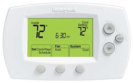 Honeywell Thermostats - FocusPRO 6000 - Programmable Thermostat
