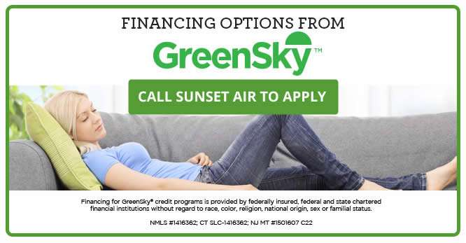 Sunset Air and Home Services Fort Myers Offers Greensky Home Improvement Financing