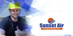 Seniors Hire Licensed Professionals - Sunset Air and Home Services - Fort Myers FL - 300 x 150