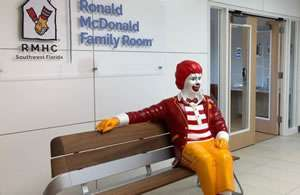 Ronald McDonald House - Thursday Meal - Sunset Air and Home Services - Fort Myers FL - 300 x 195