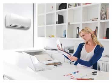 LG Life's Good - Mini Split AC Systems - Craft Room AC Unit