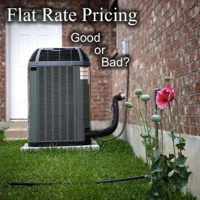 Flat Rate Pricing - Fort Myers Florida - AC Repair Costs