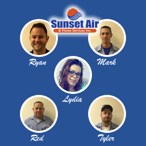 AC Replacement Department - 01 - Real AC Technicians - Sunset Air and Home Services