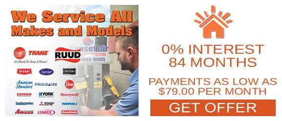 Ryan Home Improvement Financing - Fort Myers FL - Sunset Air and Home Services - 239-693-9005 - 576 x 248