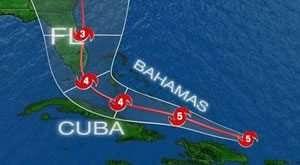 hurricane tracker - southwest florida