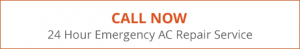 24 Hour Emergency AC Repair Service Banner - Contact Us - Fort Myers FL - Sunset Air and Home Services - 239-693-9005 - 461 x 76