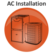 AC Installation - Fort Myers Florida - Sunset Air and Home Services - 180 x 180