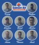 AC Repair Service Department - Fort Myers FL - Sunset Air and Home Services - 239-693-9005 - 131 x 150