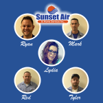 AC Installation Team - Fort Myers FL - Sunset Air and Home Services - 239-693-9005 - 150 x 150