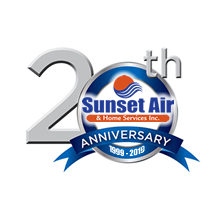 20th Anniversary - Sunset Air and Home Services - Fort Myers, FL