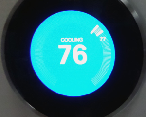 Thermostat at 76 – Summer Saving Tips - Fort Myers - Sunset Air & Home Services