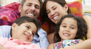 Happy family – when to change my air filter - Fort Myers - Sunset Air Home and Home Services