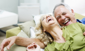 happy senior couple - Fort Myers - Sunset Air & Home Services