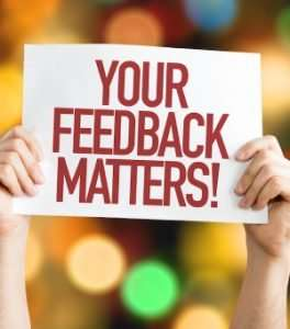 Feedback matters –AC Maintenance Program- Fort Myers - Sunset Air & Home Services