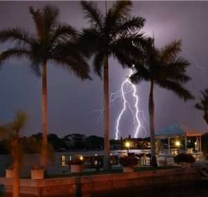 SW Florida lightning –Lightning and your AC unit- Fort Myers - Sunset Air & Home Services