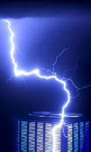 Lightning striking AC – Lightning and your AC unit - Fort Myers - Sunset Air & Home Services