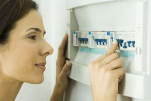 Check fuse box - Fort Myers - Sunset Air & Home Services