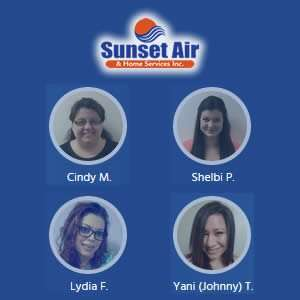 Customer Service Department - Fort Myers Florida - Sunset Air and Home Services - 300 x 300