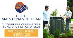 Elite AC Maintenance Plan - Sunset Air and Home Services - Fort Myers Florida - 300 x 158