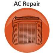 Graphic Link To AC Repair Page - Sunset Air and Home Services - Fort Myers Florida - 180 x 180