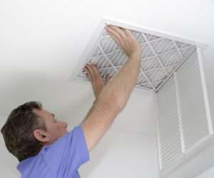 Air Filter – 7 AC tips for the Holidays - Fort Myers - Sunset Air & Home Services