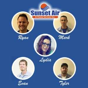 AC Replacement Department - Fort Myers Florida - Sunset Air and Home Services - 300 x 300