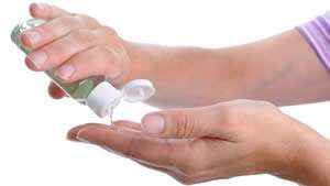 Health Precautions We Take Frequent Hand Sanitizing - Sunset Air and Home Services - Fort Myers Florida
