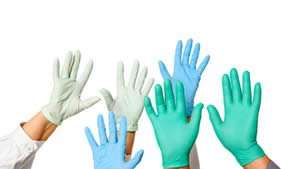 Health Precautions We Take Wearing Latex Gloves - Sunset Air and Home Services - Fort Myers Florida