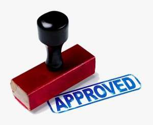 Approval stamp– AC unit payment plans - Fort Myers - Sunset Air & Home Services