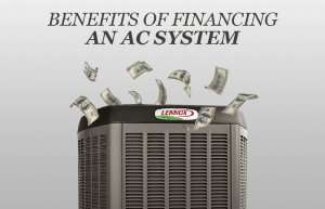 Money flying around ac unit – AC unit payment plans - Fort Myers - Sunset Air & Home Services