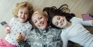 Mom and kids – 10% discount for veterans and military - Sunset Air & Home Services – Fort Myers