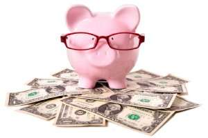Piggy bank– Get an AC Rebate and more savings - Fort Myers - Sunset Air & Home Services