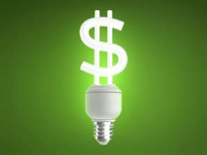 Dollar sign on bulb – Rebate up to $1250 Now Available - Sunset Air and Home Services – Fort Myers
