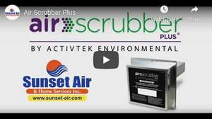 Air Scrubber Plus YouTube Video - Sunset Air and Home Services - Fort Myers Florida
