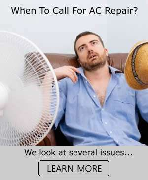When To Call For AC Repair - Sunset Air and Home Services - Fort Myers Florida