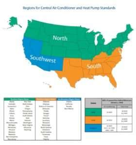 SEER ratings by region –Sunset Air and Home Services – Fort Myers - 300x321 jpg