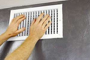 Air blowing from AC vent -7 ways to extend the life of your AC part 2 of 2 - Sunset Air and Home Services – Fort Myers