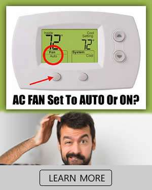 AC Fan On or Auto Which Is Best - Sunset Air and Home Services - Fort Myers Florida - 300 x 375