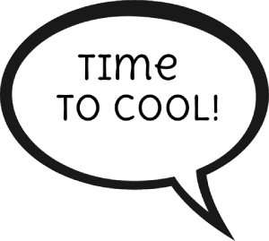 Conversation cloud with time to cool words-AC Fan On or Auto-Which is best-Sunset Air and Home Services-Fort Myers-300x269jpg