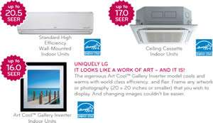 LG Customized Comfort For Less - Sunset Air and Home Services - Fort Myers