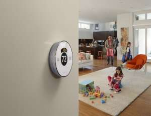 Smart thermostat location on interior wall-part 1-Sunset Air and Home Services-Fort Myers-300x231jpg