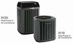 Trane - XV18 and XV20 Heat Pump Systems - Sunset Air and Home Services - Ft Myers