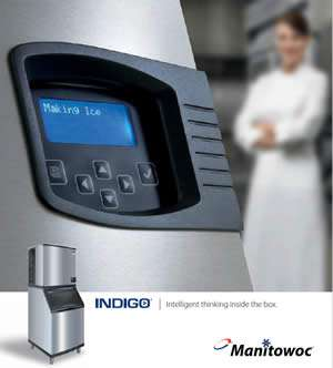 Indigo Ice Machines - Sunset Air and Home Services - Fort Myers