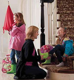 Mother and Daughters Prefure Lennox PureAir - Sunset Air and Home Services - Fort Myers Florida